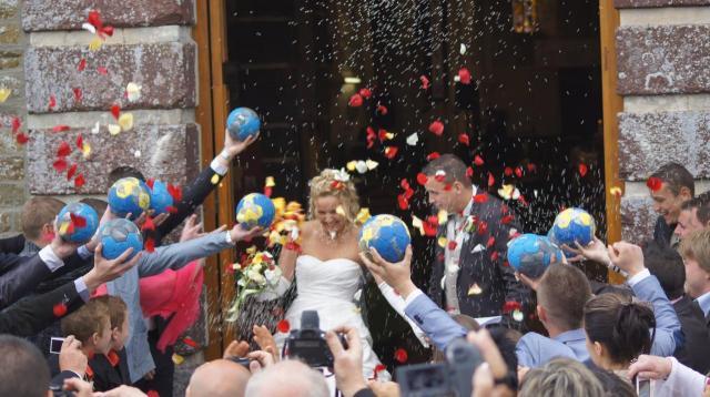 Mariage Johan et Mélanie Legastellois