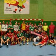 Finale de la Coupe Comité 2012