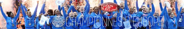 Championnes europe 2018