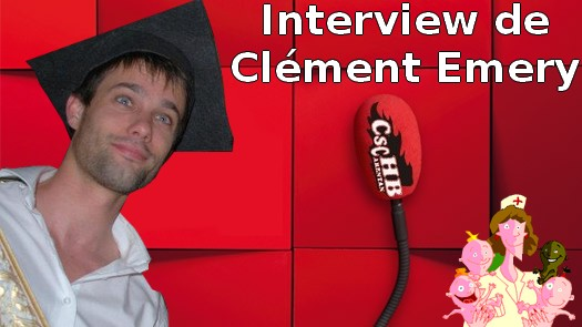 Interview de Clément Emery