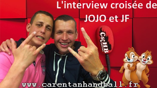 Interview jf et jojo