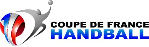Logo coupe de france de handball grand